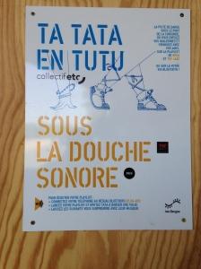 Tutu Poster