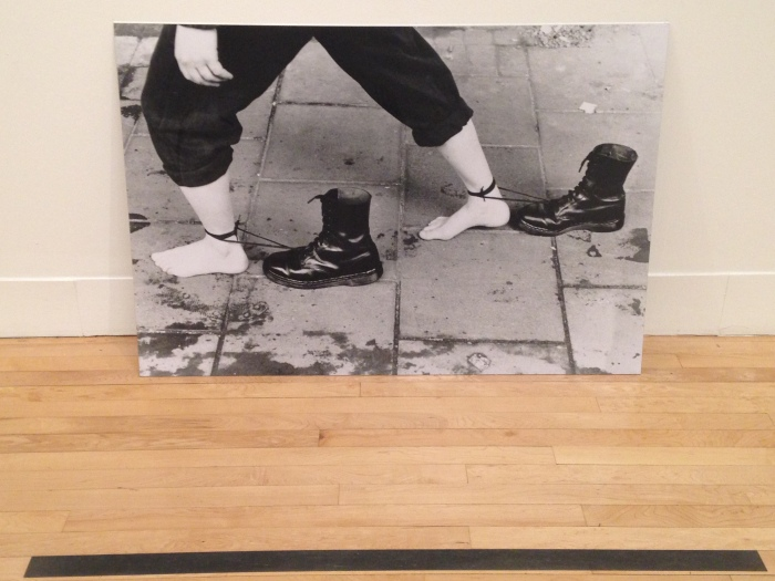 Performance Still - Mona Hatoum