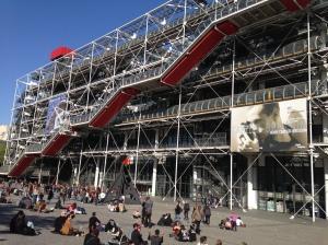 Centre Pompidou - Paris France