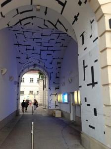 Archway - Museum Quartiers - Vienna