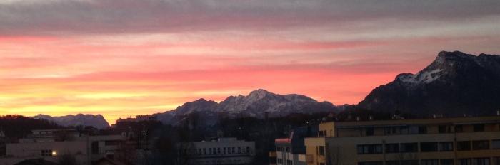 Salzburg Sunrise