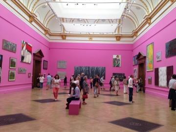 Royal Academy Exhibition Space