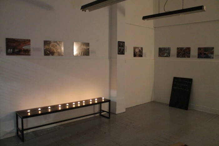 Living London Gallery Space (Photo by: Saira Niazi)