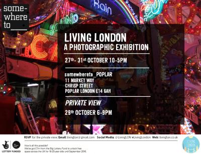 Event Flyer (Credits: Saira Niazi)